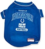 Pets First Indianapolis Colts T-Shirt, Large