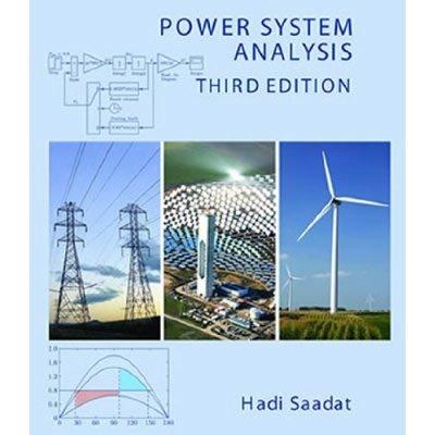 Power System Analysis Third Edition