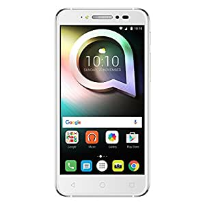 Alcatel Shine 5080X - Smartphone (RAM de 2 GB, Memoria Interna de 16 GB, Cámara de 13 MPs, Android), Color Blanco