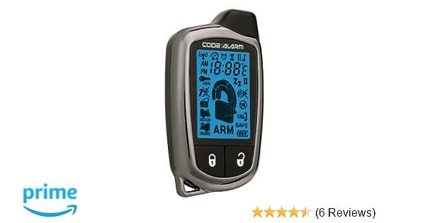 Code Alarm 2Way Digital Remote for CA6553SST Alarm Remote Starter *NEW*