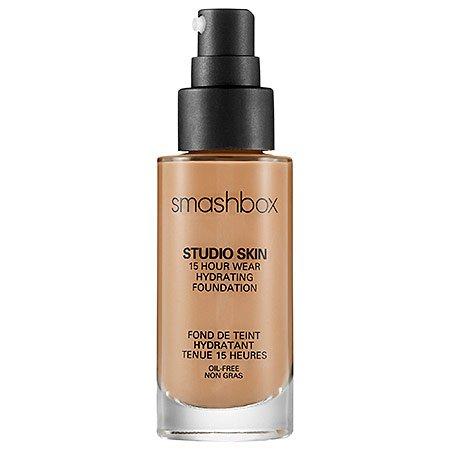 Smashbox Studio Skin 15 Hour Wear Hydrating Foundation, 2.3, 1 Fluid Ounce