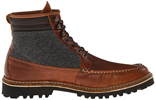 Wolverine Ricardo Brown Leather/Wool - Botines Hombre Marrón