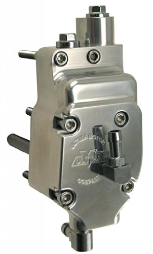 Ultima Oil Pump for Harley Later-models - Polished Billet Finish 98-515