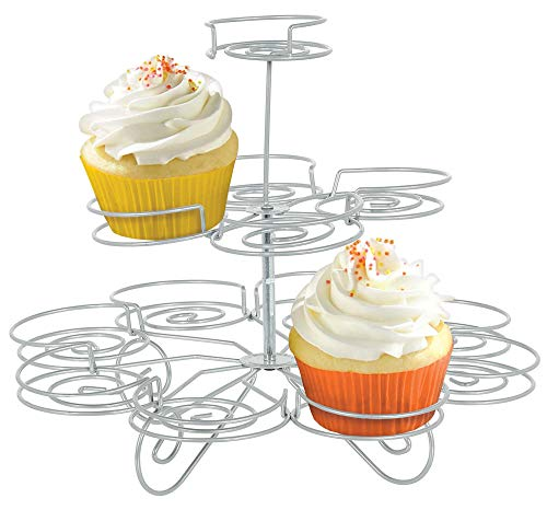 3 Tier Wire Cupcake Stand | 8.5