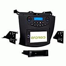 OTTONAVI Honda Accord 2003-2007 In-Dash Double Din Android Multimedia K-Series navigation Radio with Complete Kit