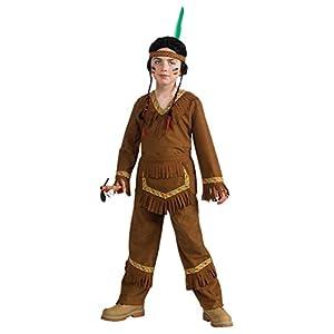 Native American Boy Costume, Large