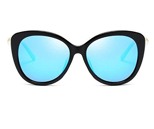 cocons des Perles Lunettes de blue Nouveaux Couleur Lentilles CMCL Polarisées Voyageur Femmes AnOHx7qv1