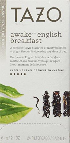 Tazo Awake English Breakfast Tea, 24 Tea Bags,2.1 Oz