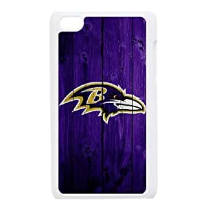 Ipod Touch 4 Phone Cases NFL Baltimore Ravens Cell Phone Case TYC761279