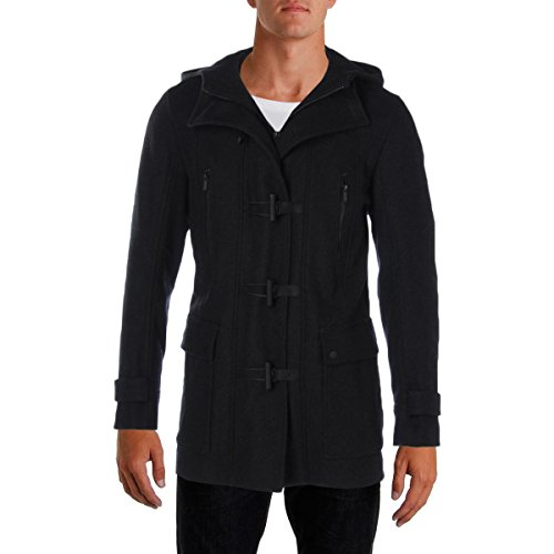 Insulated Wool Coat - 7