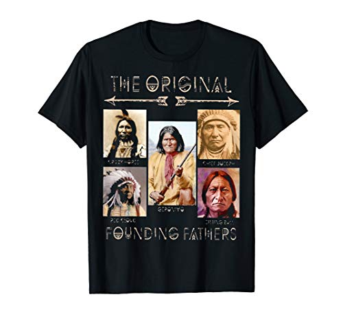 the original founding fathers native classic shirt (Native American For Women)