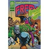 Ultraverse Freex #1 July 1993