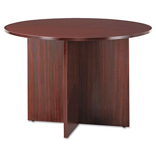(Alera VA7142MY Valencia Round Conference Table W/Legs, 29 1/2h X 42 Dia,)