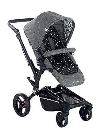 Strata Cuco Micro - Cochecito de paseo, tres piezas, diseño Cosmos: Amazon.es: Bebé
