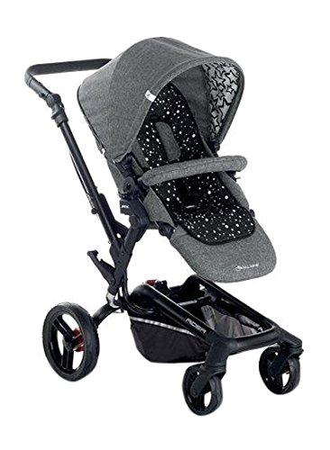 Jané Rider Form.Strata Cuco Micro - Cochecito de paseo, tres piezas, diseño Cosmos: Amazon.es: Bebé