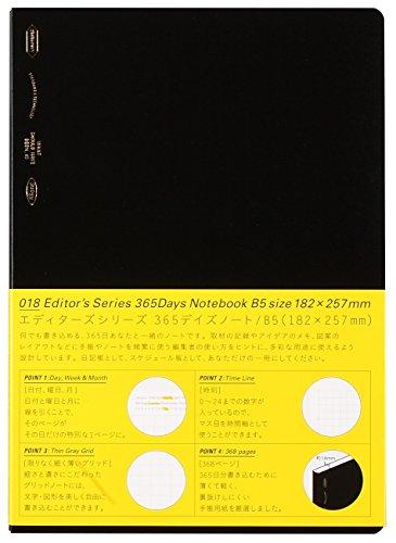 Nitoms STALOGY 365DaysNotebook B5