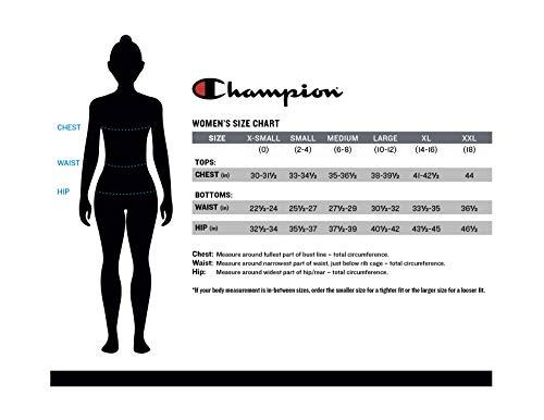 Champion-NCAA-Womens-University-Short-Sleeve-Tagless-Ladys-V-Neck-Tee