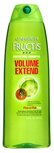 Garnier Fructis Volume Extend Shampoo for Fine or Flat Hair,