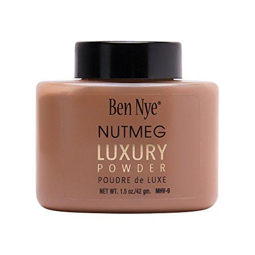 (Ben Nye Nutmeg Powder MHV-9 1.5oz. 42gm. Shaker Bottle)