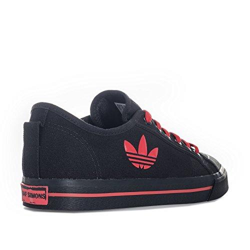 Simons Nero Nero Uomo Sneaker 40 Raf 1fgq40wg