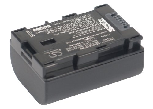 Power2tek 3.7V BATTERY Fits to JVC BN-VG121US With Cable, BN-VG121, GZ-MS230, GZ-HM335, BN-VG121U +FREE ToolSet