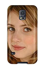Perfect Fit BwFUims6934nHIhA Emma Roberts?wallpaper Case For Galaxy - S5