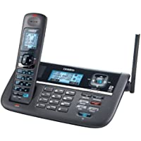 Uniden DECT4086 2 Line Cordless Phone w/ Digital Answering System