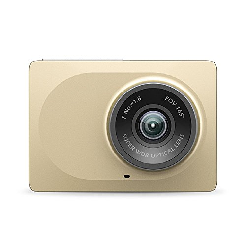 YI 1080P60 Dashboard G Sensor Recording