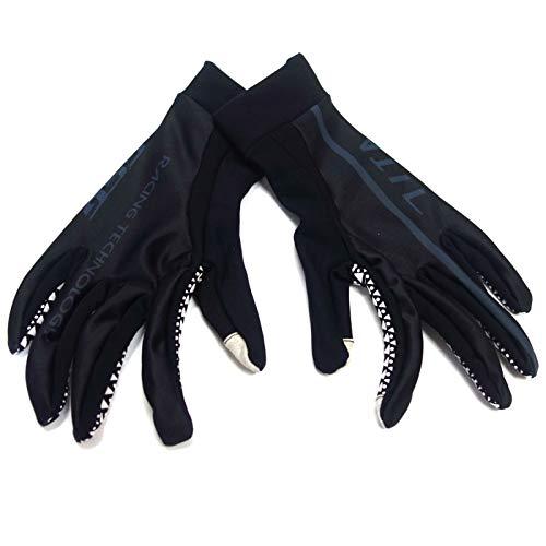 レンド興味バンドルセブンイタリア Neo Retro Mid Gloves ブラック/グレー タッチパネル対応 XL(78W-NRT-MG-BGXL)