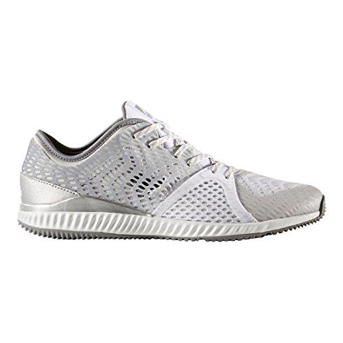 Adidas Crazytrain Pro Shoe Donna Allenamento Grigio / Bianco