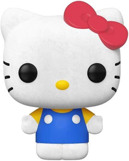 Exclusive Flocked Vinyl Figure #28 Classic Funko Pop Hello Kitty