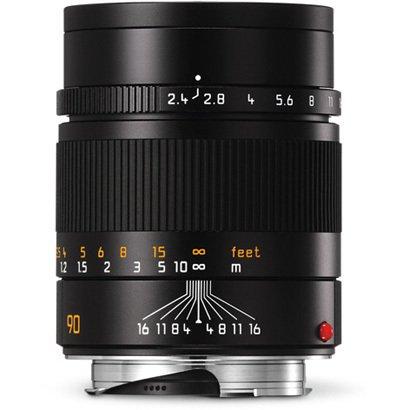 LEICA ライカ ズマリット M f2 4/90mm ブラック (11684)の商品画像