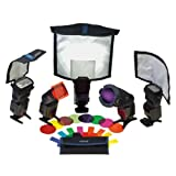 Rogue Photographic Design ROGUEKIT-M Master Lighting Kit (Multi-colored)