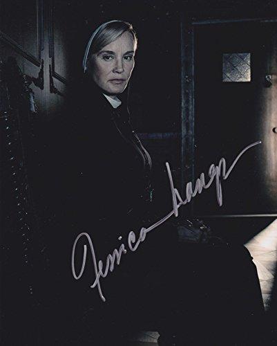 JESSICA LANGE (American Horror Story) signed 8x10 - Ahs Lange Jessica