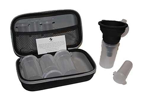 Case Supplement - STAT Fitness Powdered Supplement Case - Gray