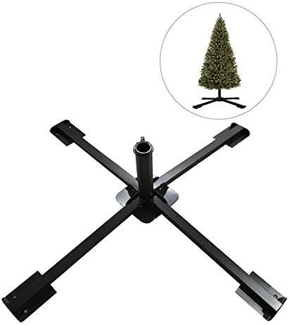 Christmas Tree Stand Heavy Duty Folding Christmas Tree Bracket,Artificial Christmas Tree for Pine SprucePoplar