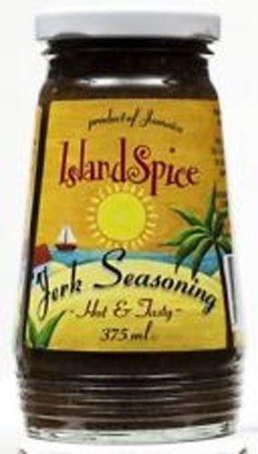 (Island Spice Jamaican Jerk Seasoning Marinade, 12 oz by Island Spice)