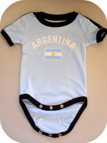 Amazon Com Argentina Baby Bodysuit 100 Cotton Size For 24 Months
