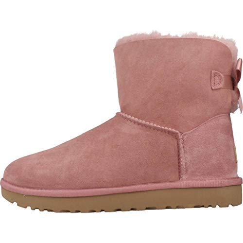 Pink Bailey Stivali Mini Ii Ugg Bow Dawn qXAO47