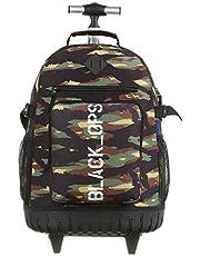 Mala Escolar GLP c/rodinhas, DMW Bags, 11635, Colorido
