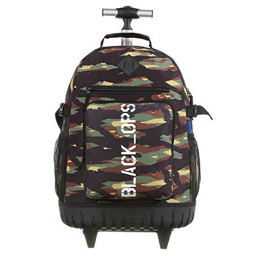 Mala Escolar GLP c/ rodinhas, DMW Bags, 11635, Colorido