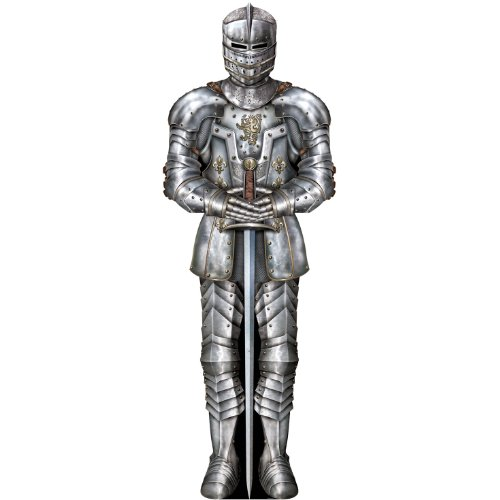 Beistle 57466 Jointed Armor 6 Feet