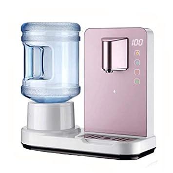 Dispensadores de agua caliente Máquina de Agua Potable Inteligente para el hogar, Mini hogar: Amazon.es