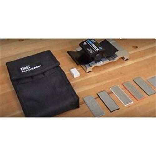 M-Power Fast Track Sharpening System with Storage Bag by M Power