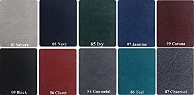 16 Oz Cutpile Boat Carpet - 6' Wide / 12 Colors