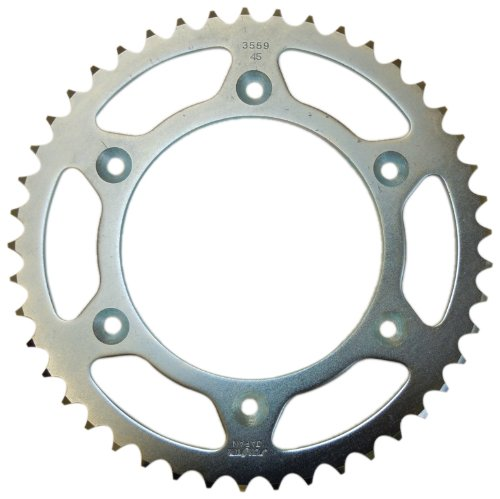 (Sunstar 2-355944 44-Tooth Standard Steel Rear Sprocket for 520 Chain)