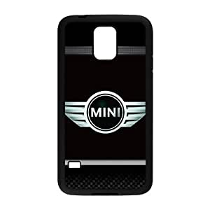 Happy BMW Mini Cooper sign fashion cell phone case for Iphone 5/5S Case Cover