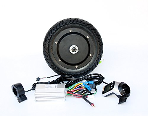 L Faster 350w 8 Inch Electric Scooter Brushless Hub Motor