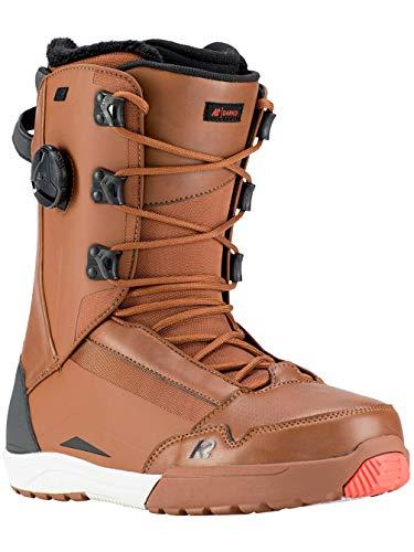 K2 Darko Snowboard Boots 2019-9.0/Brown