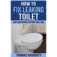 How To Fix Leaking Toilet: How To Repair Water Leak From a Toilet Tank